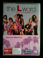 THE L WORD ~ COMPLETE SECOND SEASON 2 TWO ~ 4 DVD MINT SET ~ FREE POST