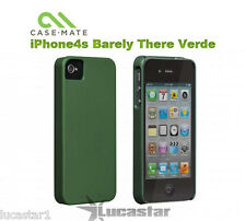 Funda iPhone 4/4s Case-Mate Barely There Verde