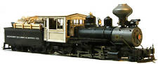 BANTA MODELWORKS BACHMANN On30 2-8-0 WOOD CAB CONVERSION Unpainted Kit BMT2123