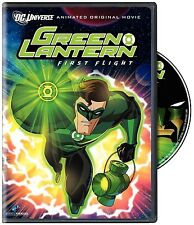 The Green Lantern - First Flight (DVD, 2009)
