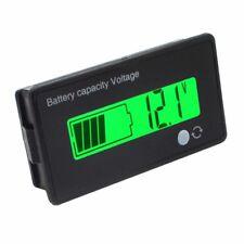 12V/24V/36V/48V 8-70V LCD Acid Lead 3.7V Battery Capacity Indicator