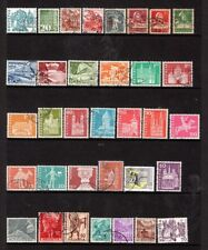 Switzerland collection of 100 stamps as per photos