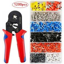 Cable Wire Cold-pressed terminal insulation Crimping Plier Crimp Tool Kit