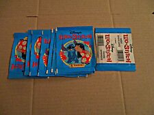 LILO AND STICH - PANINI - 15 UNOPENED PACKS WITH STICKERS