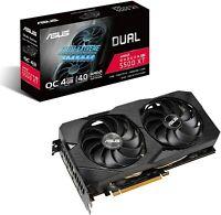 ASUS AMD Dual Radeon RX 5500 XT EVO 4GB GDDR6 DUAL-RX5500XT-O4G-EVO OC Edition