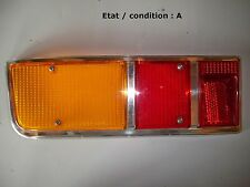 RENAULT 16 R16 (71-80) - Cabochon feu arrière gauche CIBIE NEUF