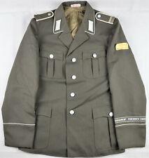 DDR NVA Uniformjacke Stabsgefreiter WR F.Engels sg48 1989 Ärmelband SELTEN! 2771