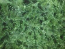Emerald  - Spot hand dyed rug hooking 100%  wool fabric - Fat Quarter