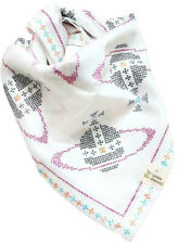 Vivienne Westwood Handkerchief Orb Embroidered Print-50cm