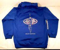 Hawaiian Island Creation Hooded Sweatshirt - Enjoy the Pride - Surfer Stars