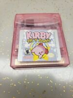 Kirby Tilt 'n' Tumble (Nintendo Game Boy Color, 2001) TESTED 100% Authentic