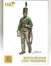 Hat Dutch Belgian Light Dragoons, 12 Mounted Figures in 1/72 8032 ST