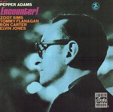 PEPPER ADAMS - ENCOUNTER ! (1996 US REMASTERED JAZZ CD REISSUE)