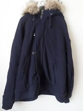 RARE MENS NAVY BLUE  RALPH LAUREN POLO SKI PATROL TUCKERMAN'S JACKET SIZE: 2XL