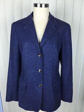 Loro Piana Women's Light Purple Cashmere Silk Blazer Size 42