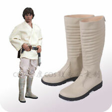 Star Wars A New Hope New Hope Luke Skywalker cosplay shoes costom made LL.1623