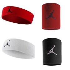 Nike Jumpman Air Jordan Unisex Wristband Red/Black/white One Size