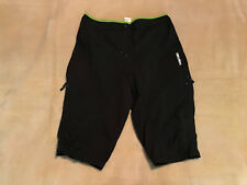 "Womens ROCKRIDER Cycle Shorts Size M (34"" -36"") 16"" Inseam. GOOD CONDITION"