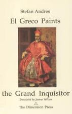 El Greco Paints the Grand Inquisitor-ExLibrary