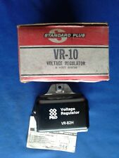 Ford Lincoln Mercury Standard Voltage Regulator # VR-10 6-Volt 1937-64 VR-82H