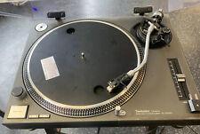 Technics SL-1210 MK2 Quartz Direct Drive BLACK DJ Turntable  Excellent Condition