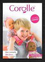 Catalogue -  Poupées Corolle - 2020 - 96 pages - 15 x 21 cm