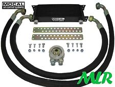 LAND RANGE ROVER V8 SD1 3.5 3.9 MOCAL 13 - 19 ROW ENGINE OIL COOLER KIT MLR.RK