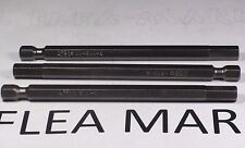 APEX AM-6MM-4 Hex Power Bit, 6mm, 4 In,