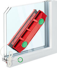 Magnetic Window Cleaner For Hard To Reach Outer Window Side Glider D3 0.8-1.1''