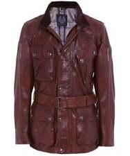 Abrigos y chaquetas de hombre Belstaff de piel