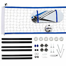 Training Equipment Complete Volleyball Game Set Kit with Accessories (Open Box)