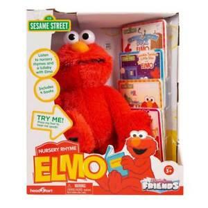 Sesame Street Story Time Elmo
