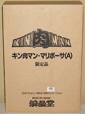 "Kinnikuman Kinniku Mariposa (A) Romando L/E 7.5"" 19cm Figures Dolls NIB Rare"