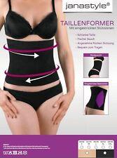 Damen Body Shaper Taillenformer Mieder Bauchweg Gürtel Korsage Miedergürtel