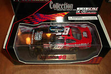 RICH BICKLE AUTOGRAPHED #98 THORN APPLE RACE IMAGE 1:43 SCALE DISPLAY CASE (56