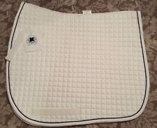 PRI QUILTED SMALL DRESSAGE SHOW SADDLE PAD