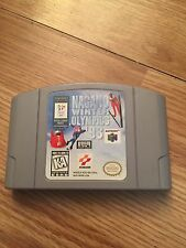 Nagano Winter Olympics '98 Nintendo 64 N64 Game Cart Works BA5