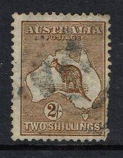 Australia Sg# 12 - Used - Small Pinhole / Damaged Lower Right Corner - 030817