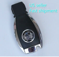 New Fit Mercedes Benz AMG Affalterbach Badge Remote Key Cover Case Shell