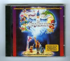 CD (NEW) OST THE PAGEMASTER JAMES HORNER