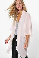 Boohoo Polyester Regular Size Tops & Shirts for Women
