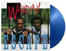 Whodini - Escape [Limited 180-Gram Transparent Blue Colored Vinyl] [New Vinyl LP