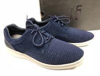 UGG Australia Men HEPNER WOVEN OXFORD Lace Up Athletic Shoes New Navy  1010730 986dbdf2e8c7c