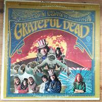 The Grateful Dead LP US Reissue EX+/VG+ Warner Bros palm tree