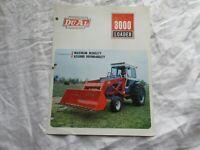 Dual 3000 loader brochure