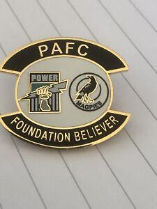 Port Adelaide F C Members Badge