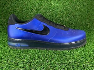 🔥Nike Air Force 1 AF1 Pro Low Foamposite Game Royal/Black 532461-400 || Sz 11.5