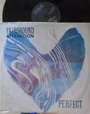 "FAIRGROUND ATTRACTION ~ Perfect ~ 12"" Single PS"