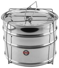 Embassy Cooker Separator Set 3 Containers Suitable for 10 L Prestige Outer Lid