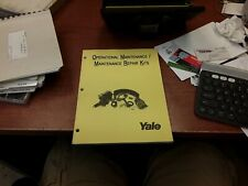 Yale Operational Maintenance/ Maintenance Repair Kits